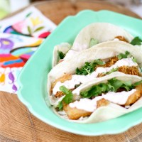 Masa & Beer Battered Fish Tacos