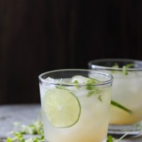 Key Lime Cooler Cocktails