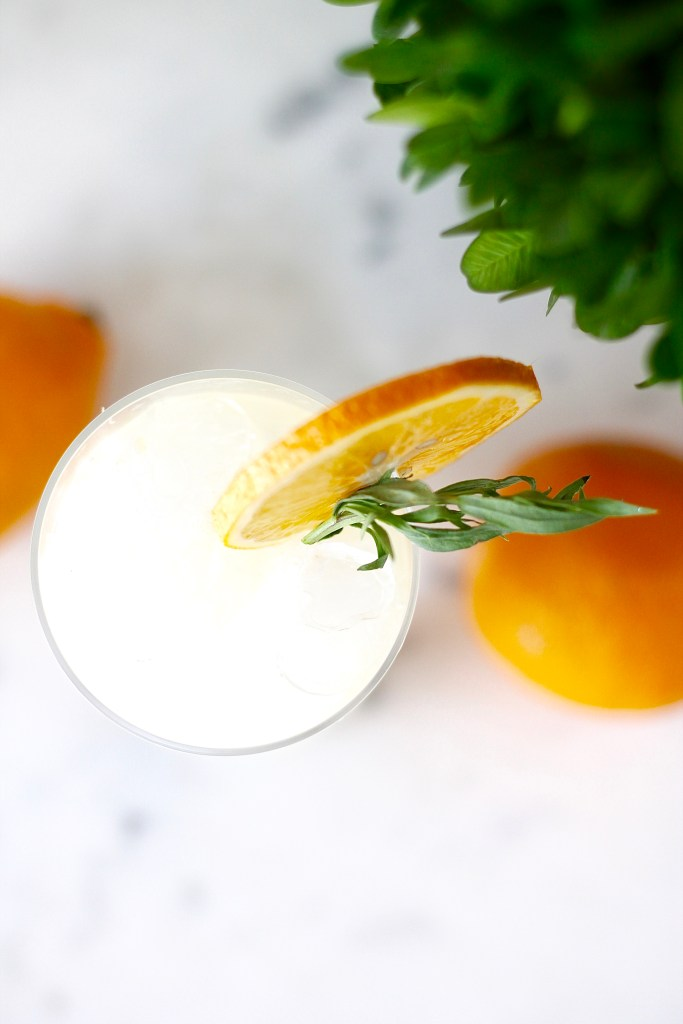 Meyer Lemon Collins