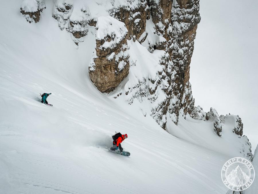 Liz Daley, Dolomites, Italy