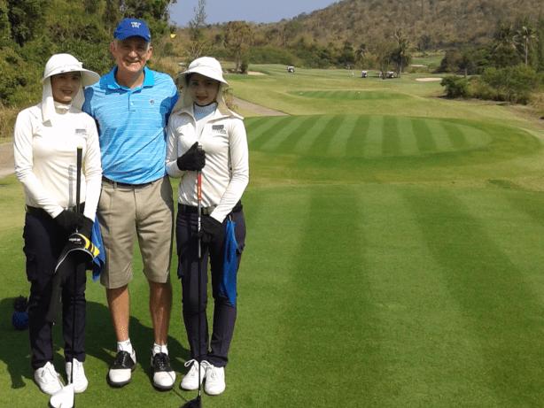 Banyan Golf Club, Hua Hin, Thailand