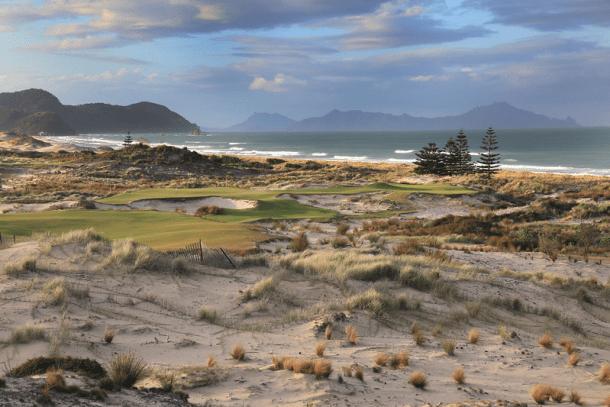 Tara Iti Golf Club, New Zealand - No. 17 - Photo by Gary Lisbon