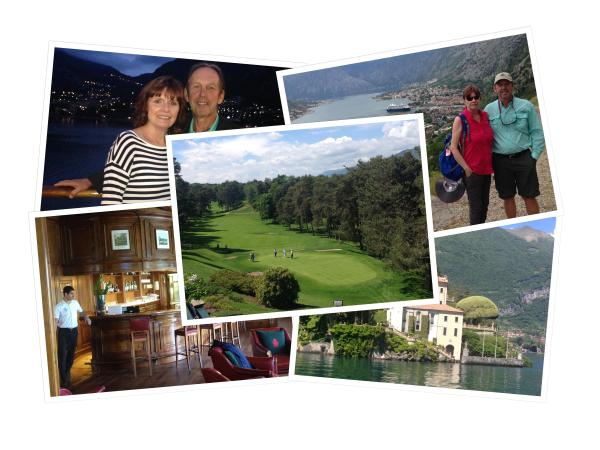PerryGolf, Luxury, Cruising, Italy Experience
