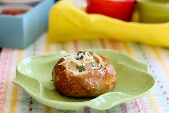 Paleo Italian Bread Bowls