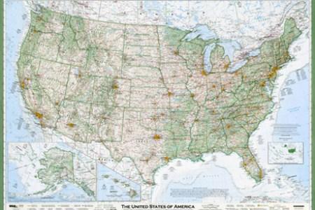 la migliore mappa degli stati uniti di sempre? | personal
