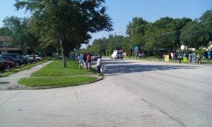 Planned Parenthood Protest Lakeland, FL