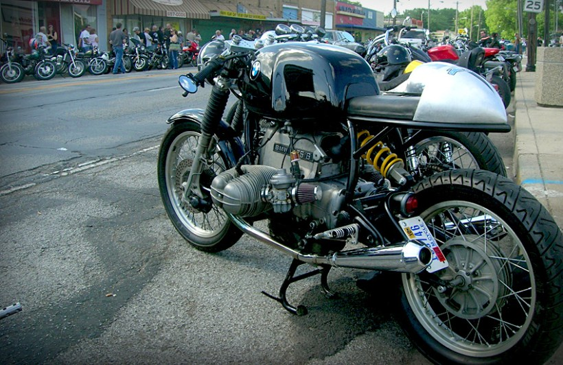 Perth Street Bikes Cafe Racers