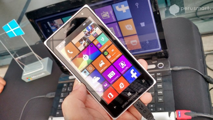 Microsoft y Entel apuestan por Windows Phone