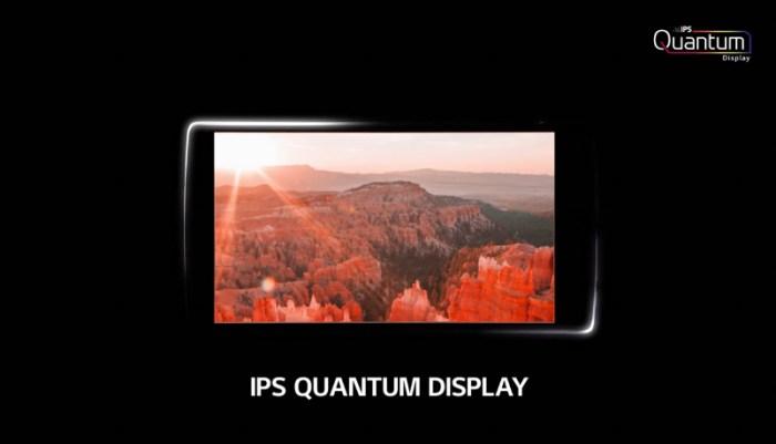LG G4 muestra su pantalla IPS Quantum en nuevo teaser