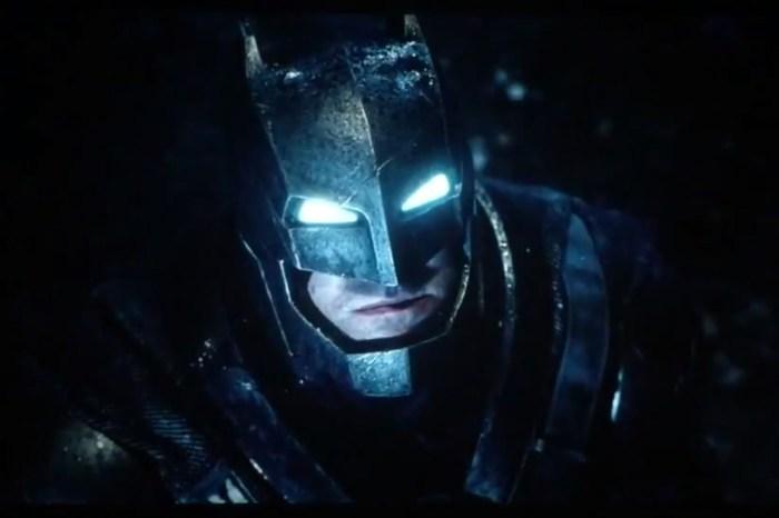 Filtrado 1er trailer de 'Batman v Superman: Dawn of Justice'