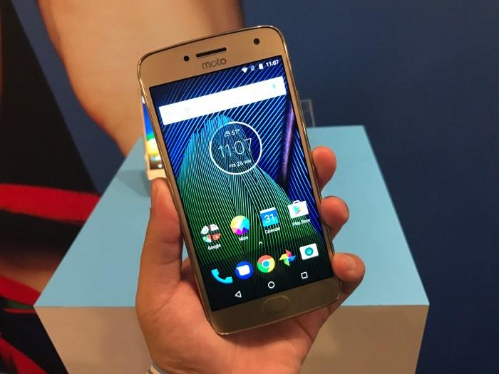 [Análisis] Moto G5 Plus: un gran gama media