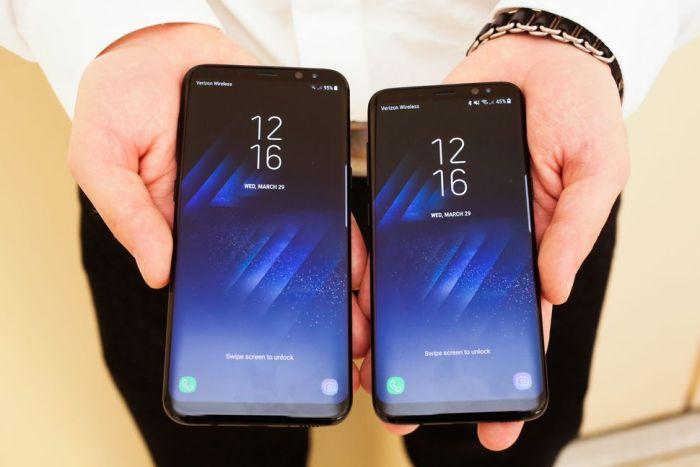5 razones para comprar un Galaxy S8