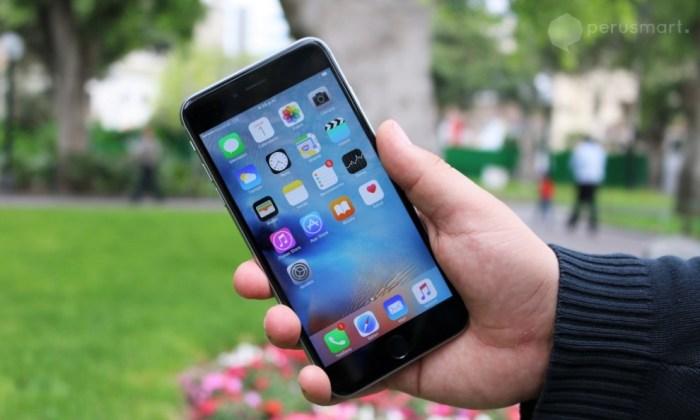 El iPhone 6s Plus al precio más bajo hasta la fecha