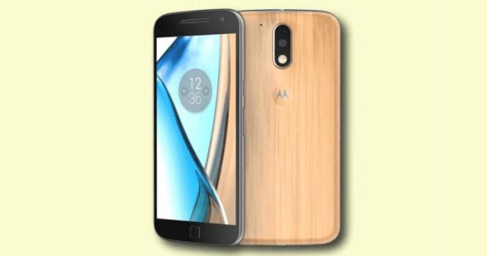 """Moto G4 Plus ahora se puede adquirir localmente en su versión """"Bamboo ..."""