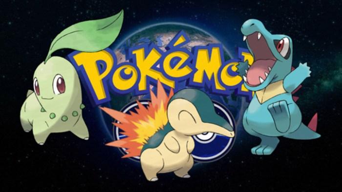 Pokémon GO: Última actualización con nuevos pokémon ya disponible para todos