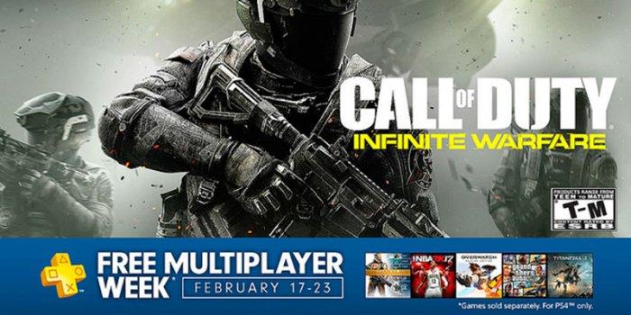 Este fin de semana podrás jugar multiplayer gratis en PlayStation 4
