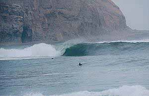 La Herradura Beach - Surfing Beaches in Peru