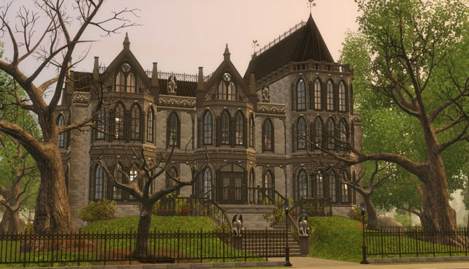 New Goth Manor
