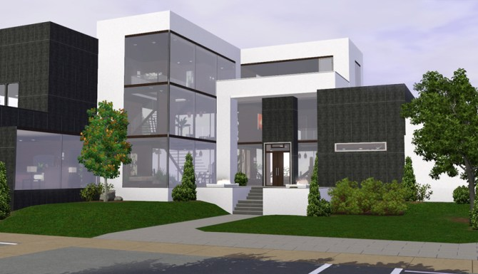 CityScape Modern Home