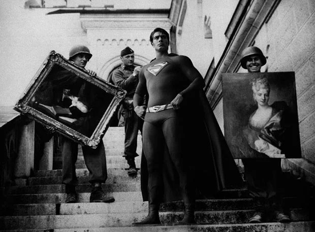 Superheroes Throughout History superhero1