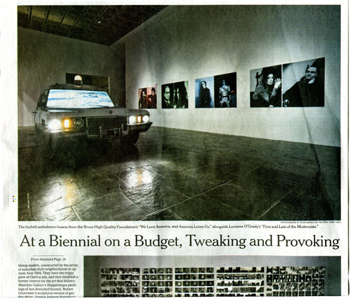 Photo Theft Versus Conceptual Art nytimesphoto