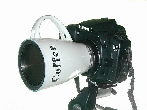 Canon Coffee Cup Pinhole Camera Lens 2394430391 6e5b10c6cf