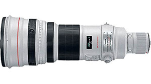 The Making of a Canon 500mm f/4L Lens canonef500