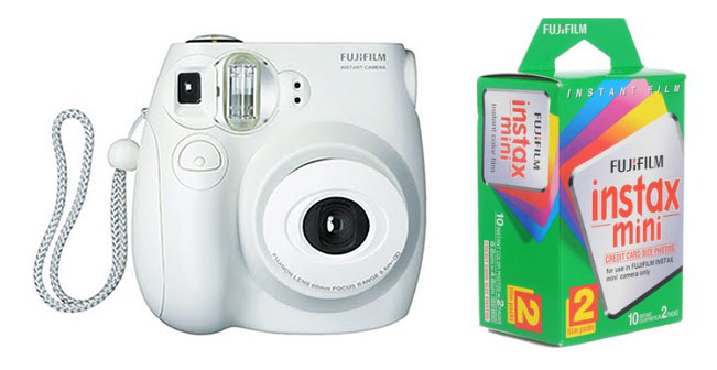 Polaroid Returns to Instant Film Game Looking Like Fujifilm fujifilm