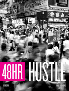 48 Hour Magazine Hit with a Cease and Desist Letter from CBS hustlemag