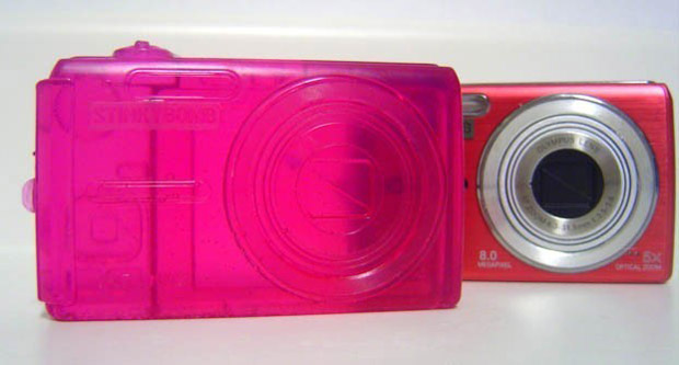 Lather Up with Camera Shaped Soap camerasoap