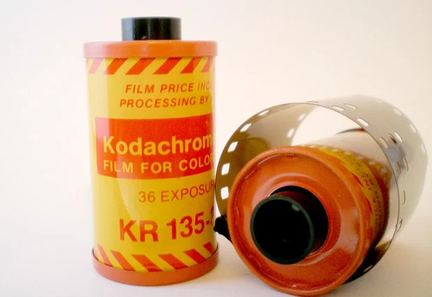 Photojournalist Develops Last Produced Roll of Kodachrome kodachrome