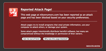 Nikon Rumors Site Attacked Days After Cinema5Ds Hacker Woes attacked