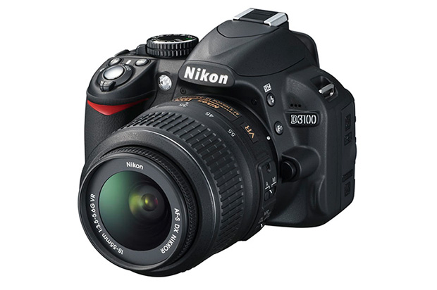 Nikon Officially Announces D3100 and Four New Lenses d3100