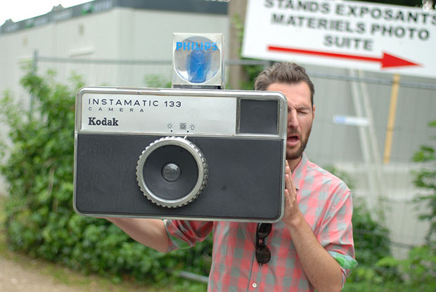 An Instamatic Camera for Shooting Giants and Other Big Things insta2