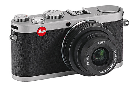 Leica X1 Becomes the First Compact on Gettys Approved Cameras List leicax1