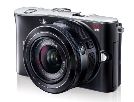 Samsung NX100 Photo and Specs Leaked nx100