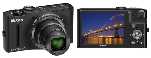 Nikon Unveils the P7000, S8100, and S80 Compact Cameras s8100