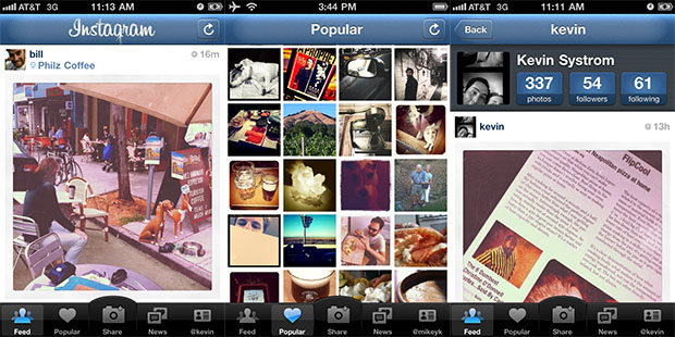 Instagram is a Free Fusion of Hipstamatic and Tumblr for the iPhone instagram