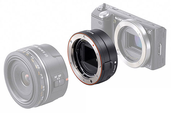 Sony NEX Cameras Can Now Autofocus A Mount Lenses in Slow Motion sonynexalpha