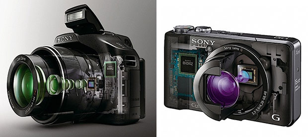 Sony Unveils Two Compacts for People Who Love to Zoom sonysuperzooms