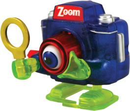 Zoom Windup Camera Toy for Children zoom