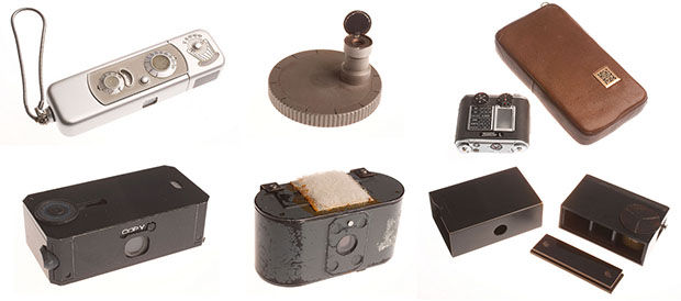 Actual Spy Cameras Used by the CIA ciaspycams