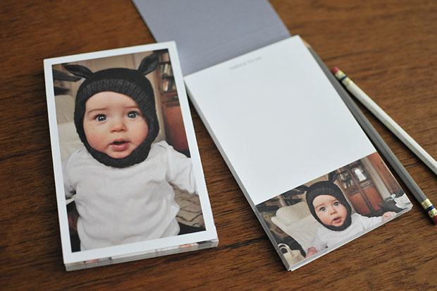 Create a Beautiful Notepad with Photos photopad
