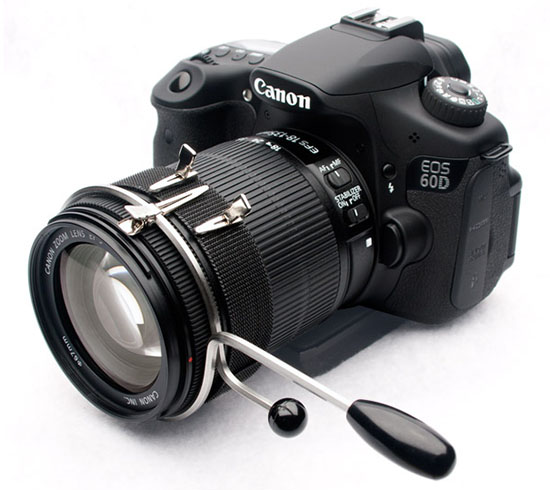 Cheap DSLR Follow Focus Kit that Lets You Remember Focus Points cheapfollow1