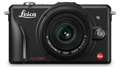 Leica to Announce New Compact System Camera at Photokina 2012 leicailc