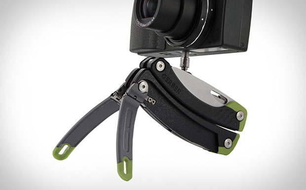 Gerber Steady Multi tool Includes a Has for Outdoorsy Photo enthusiasts gerbersteady