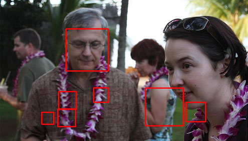 Facial Recognition May Get Really Creepy Really Soon facialregoc