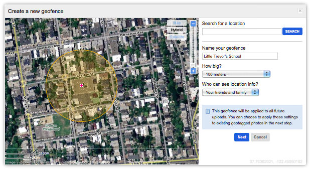Flickrs Geofence Feature Not as Secure As One Might Think geofence mini