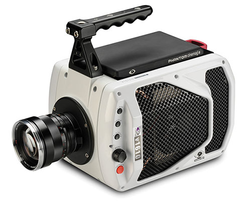 New Phantom v1610 Camera Can Shoot a Staggering 1,000,000fps phantom