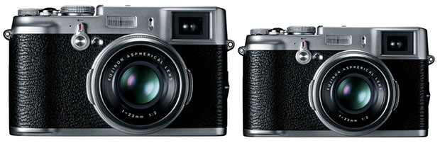 Fujifilm X50 Coming Soon: Sleekness of the X100 for Half the Price x100x50